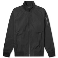 Tres Bien Harrington Jacket Black