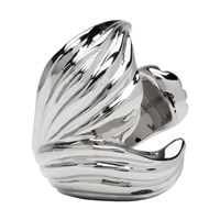 Givenchy Silver Eclipse Ring 040 Silver