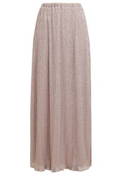 Kiomi Maxi Skirt Rose