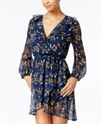American Rag Ruffled High Low Fit And Flare Dress Only At Macy's Blueprint