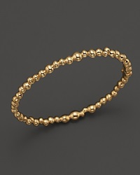 Michael Aram 18K Yellow Gold Molten Hinged Bangle