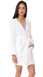 Emerson Road A Day At The Spa Hooded Robe White
