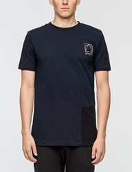 Mcq By Alexander Mcqueen S S Colorblock T Shirt
