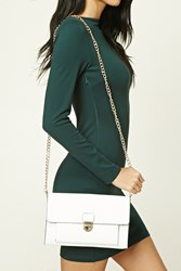 Forever 21 Faux Leather Clutch