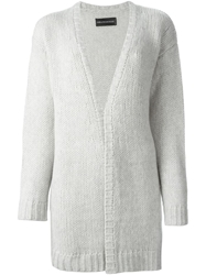 Zadig And Voltaire 'Romy Deluxe' Cardigan Grey