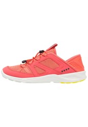 Ecco Terracruise Hiking Shoes Coral Blush Coral Rose