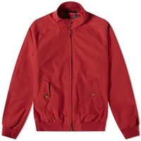 Baracuta G9 Original Harrington Jacket Burgundy