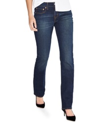 Levi's 414 Relaxed Fit Straight Leg Jeans Lost Creek Wash