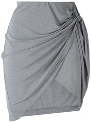 Iro 'Ranelle' Skirt Grey