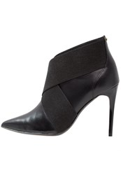 Ted Baker High Heeled Ankle Boots Black
