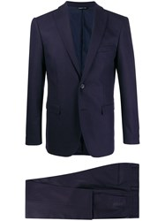Tonello Slim Fit Formal Suit Blue