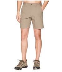 Mountain Khakis All Shorts Relaxed Fit Firma Casual Pants Gray