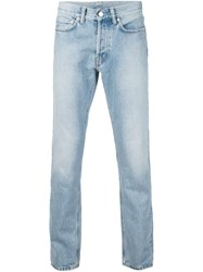 Our Legacy 'First Cut' Jeans Blue