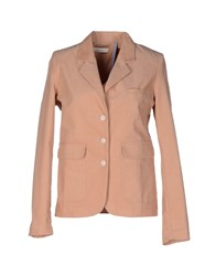 Sessun Suits And Jackets Blazers Women Skin Color