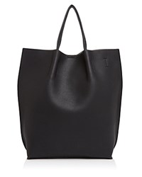 Street Level Claire North South Tote Black