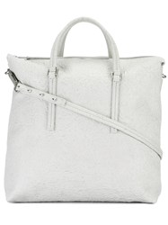 Rick Owens Square Tote Nude Neutrals