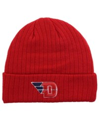 Top Of The World Dayton Flyers Campus Cuff Knit Hat Red