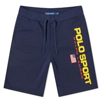 Polo Ralph Lauren Sport Jersey Shorts Blue