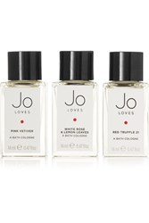 Jo Loves Bath Cologne Gift Set Colorless