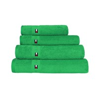 Tommy Hilfiger Plain Green Range Towel Bath Towel