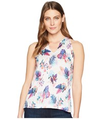 Hatley Emily Top Amazonia Clothing Blue