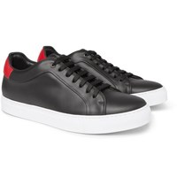 Paul Smith Basso Leather Sneakers Black