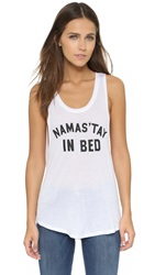 Style Stalker Namas'tay In Bed White