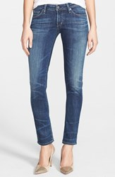 Women's Citizens Of Humanity 'Racer' Whiskered Skinny Jeans Patina