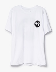 Soulland Ribbon T Shirt In White