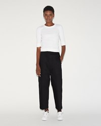 Julien David Patch Pocket Trouser Black