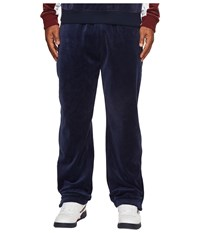 Fila Yard Velour Pants Navy Clothing