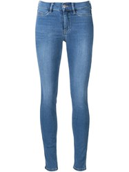 Mih Jeans Skinny Jeans Blue