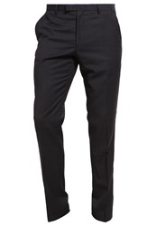 Bugatti Suit Trousers Grey