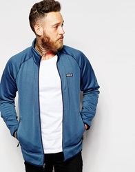 Patagonia Track Jacket Glassblue