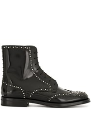 Church's Binder Lace Up Stud Ankle Boots 60