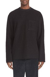Our Legacy Men's Boxy Boucle Sweater