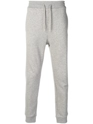 Love Moschino Logo Track Trousers Grey