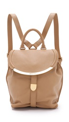 See By Chloe Lizzie Backpack Cappuccino