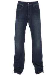 Fay Straight Leg Jean Blue