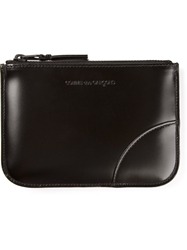 Comme Des Garcons Play Small Purse Black