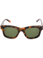 Sun Buddies 'Type 01' Sunglasses Brown