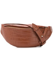 Nanushka Lubo Bum Bag Brown