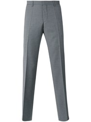 Hugo Boss Tailored Trousers Grey