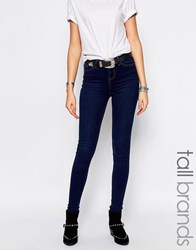 New Look Tall Super Skinny Jeans Blue