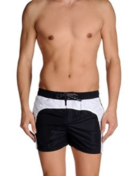 Marville Swimming Trunks Dark Blue