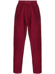 E. Tautz Straight Leg Tailored Trousers 60