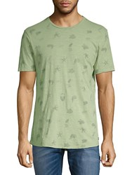 Civil Society Graphic Cotton Tee Mint