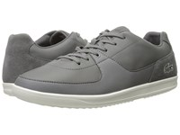 Lacoste Ls.12 Minimal Ripple 416 1 Dark Grey Men's Shoes Gray