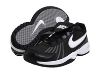 Nike Air Diamond Trainer Black White Silver Cleated Shoes