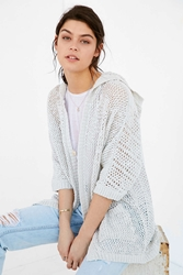 Ecote Open Stitch Cardigan Ivory